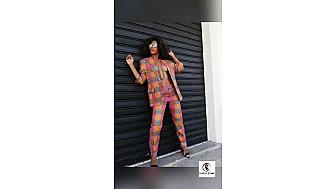 La boutique N'Afrikart Premier fait son show mode à Pointe-à-Pitre.